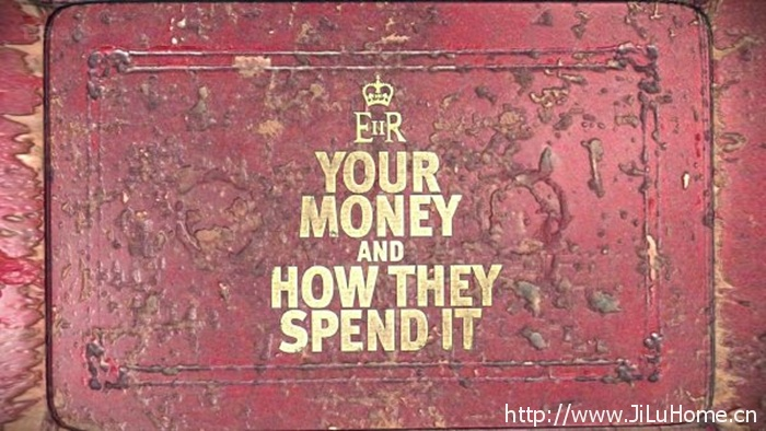 《他们怎样花掉你的钱 Your Money and How They Spend It 》
