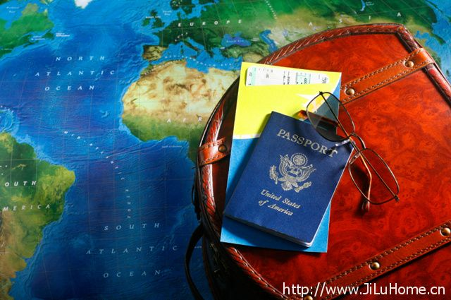 《带着护照游世界 Travel The World With A Passport》