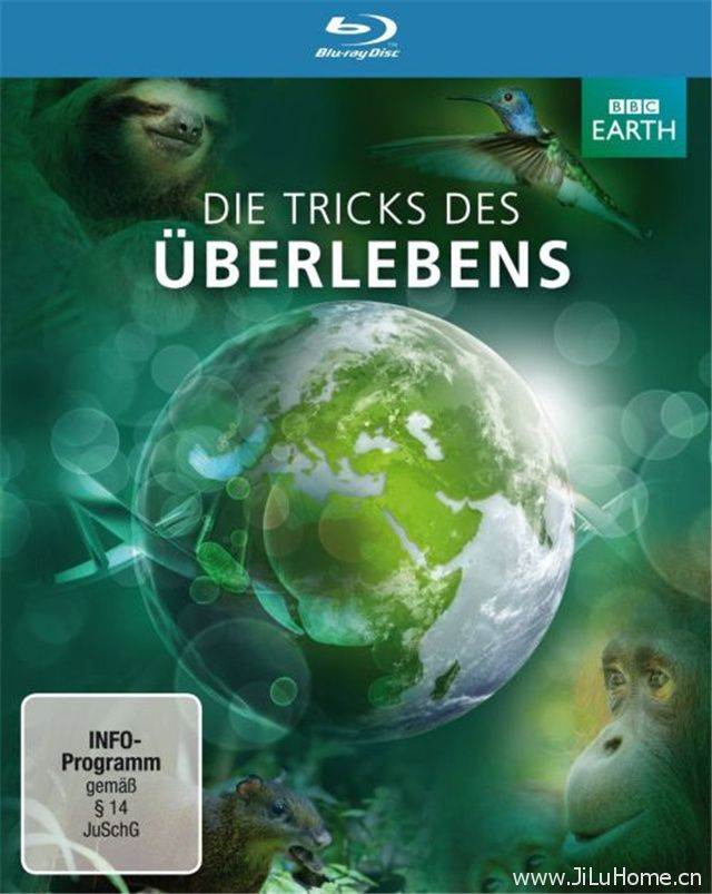《地球探秘/探秘星球家园 Secrets of Our Living Planet》