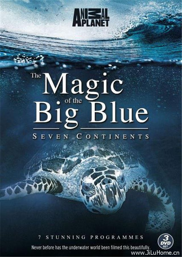 《神奇碧海/奇幻蔚蓝海 The Magic Of The Big Blue Seven Continents》