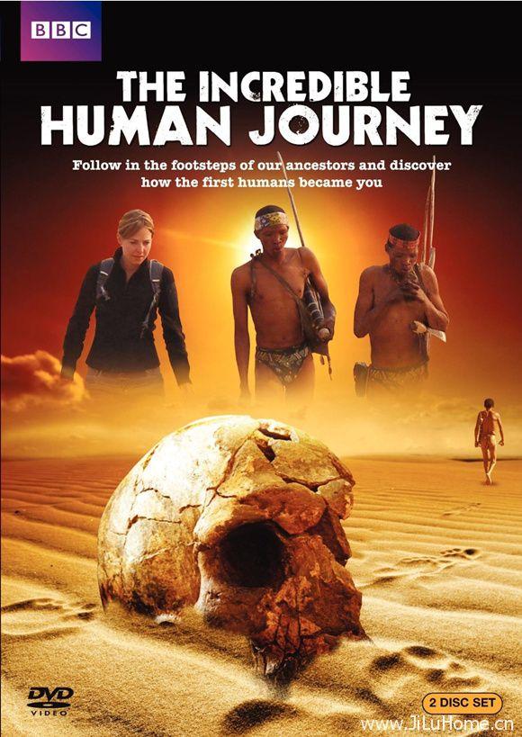 《神奇的人类旅程 The Incredible Human Journey》