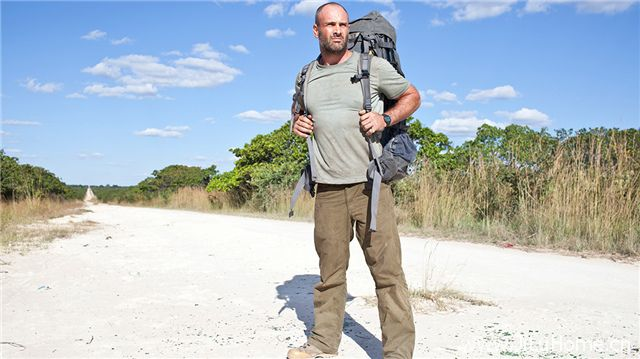 《单挑神秘地表 Ed Stafford: Into The Unknown》