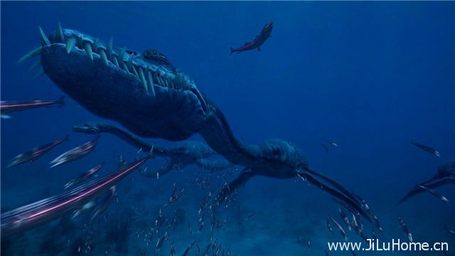 《史前探险:与海怪同行 sea monsters a prehistoric adventure》
