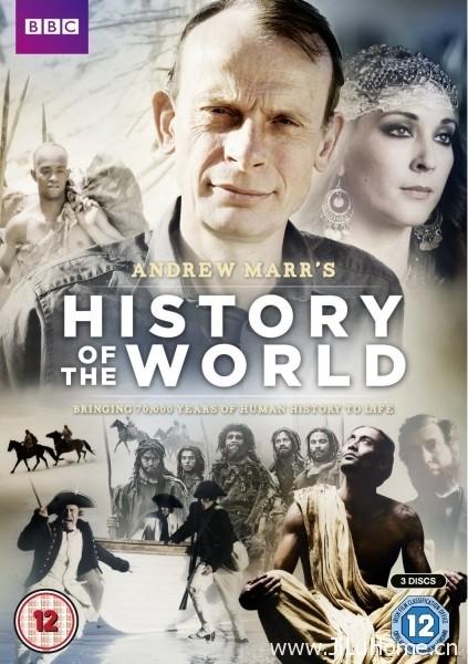 《安德鲁玛尔的世界史 Andrew Marr's History of the World》