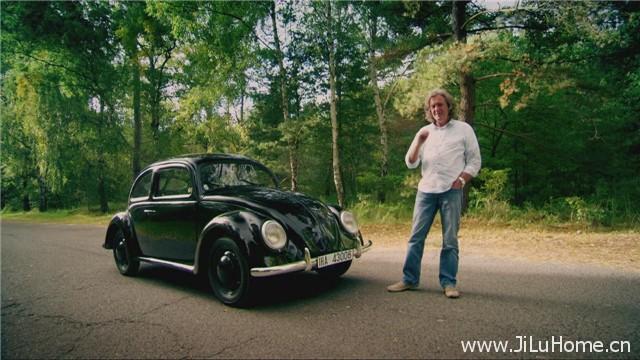 《老梅侃车/人民之车 James Mays Cars Of The People》