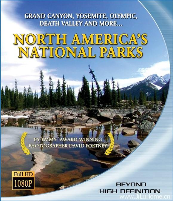 《北美国家公园 North America's National Parks》