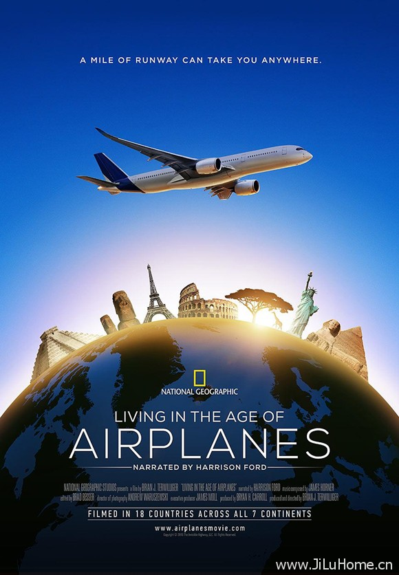 《生于飞机的时代 Living in the Age of Airplanes》