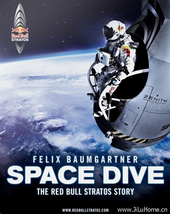 《太空跳跃/太空跳伞 Space Dive The Red Bull Stratos Story》