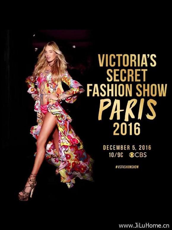《维多利亚的秘密内衣秀2016 The Victoria's Secret Fashion Show 2016》