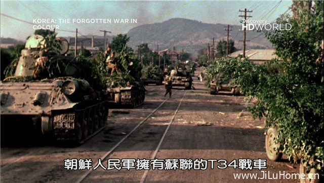 《韩战全彩实录 Korea: The Forgotten War In Colour》