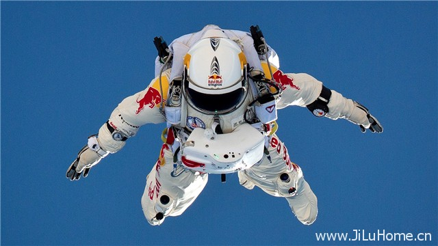《太空跳跃/太空跳伞 Space Dive The Red Bull Stratos Story》
