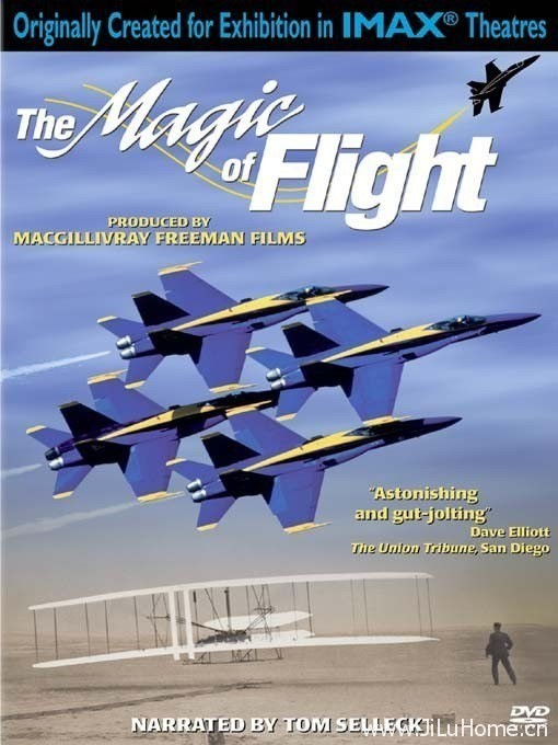 《飞行的魔力 The Magic of Flight (1996)》