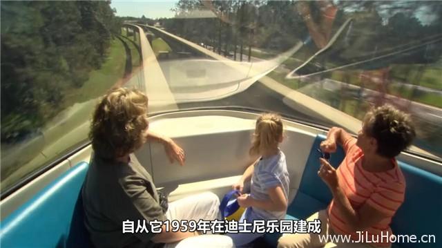 《不为人知的迪士尼乐园 Undiscovered Walt Disney World》