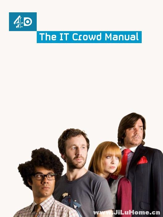 《IT狂人说明书 The IT Crowd Manual (2013)》