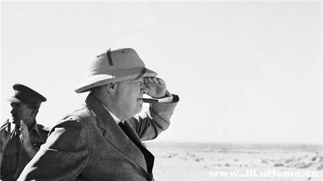 《丘吉尔的沙漠之战:通往阿拉曼之路 Churchill's Desert War》