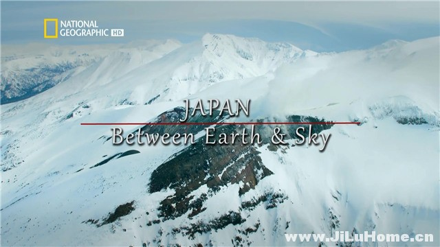 《鸟瞰日本之雪地 Japan Between Earth and Sky (2018)》
