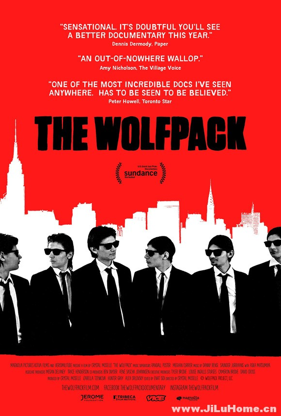 《狼群 The Wolfpack (2015)》