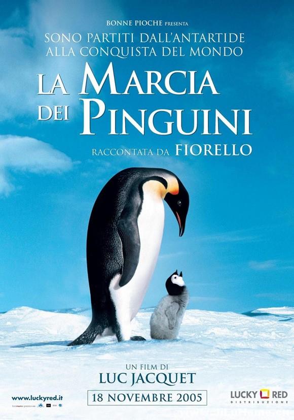 《帝企鹅日记 La marche de l'empereur (2005)》