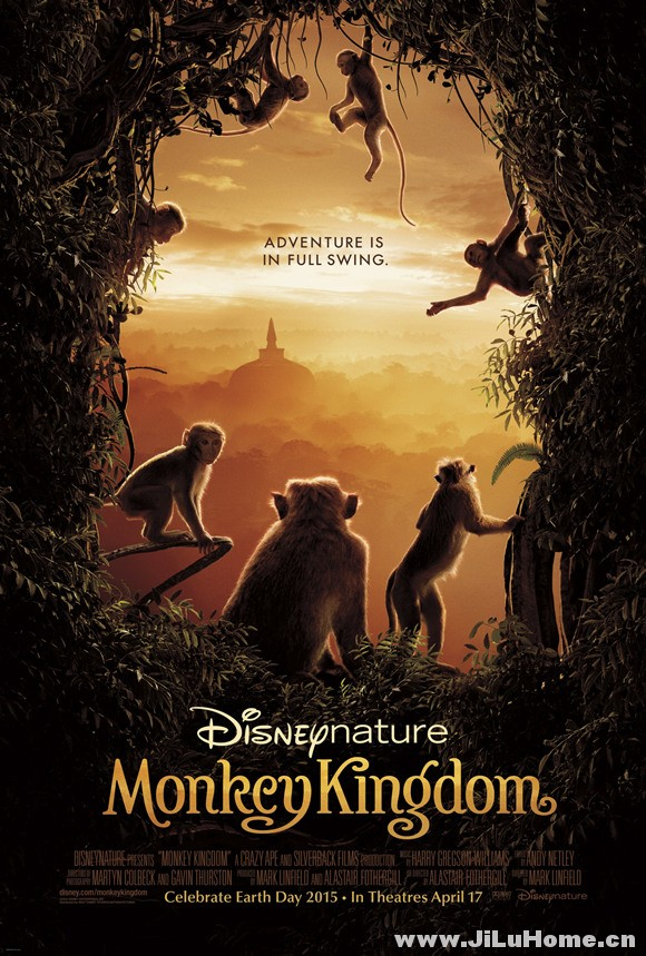 《猴子王国 Monkey Kingdom (2015)》