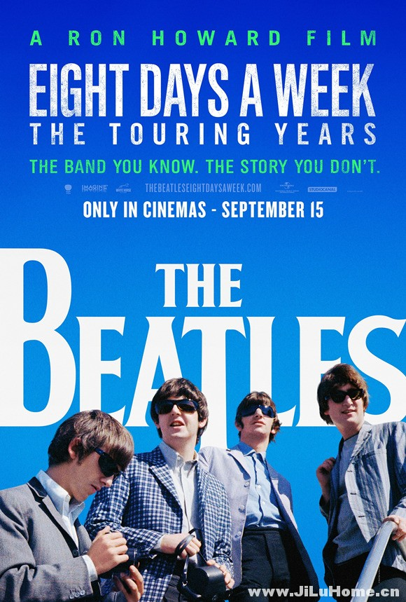 《一周八天:披头士的巡演时代 The Beatles: Eight Days a Week - The Touring Years (2016)》