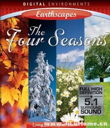 《世界上最美丽的地方:四季 Living Landscapes Earthscapes: Four Seasons (2010)》