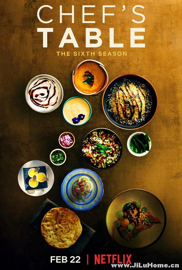 《主厨的餐桌/一厨一世界 Chef's Table (2019)》第六季