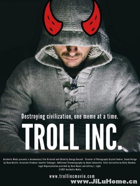 《网络钓鱼有限公司 Troll Inc. (2017)》