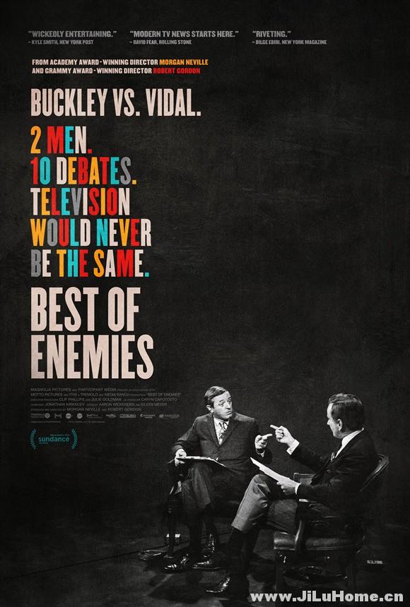 《政论双雄 Best of Enemies (2015)》