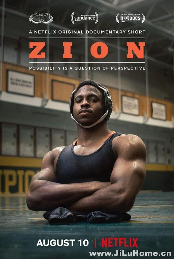《没有腿的摔跤手 Zion (2018)》