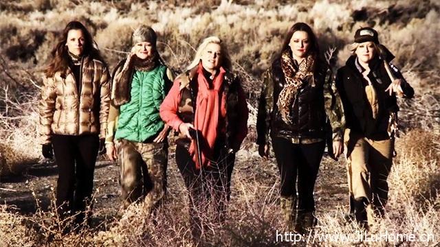 阿拉斯加淘金女郎 Alaska Gold Diggers