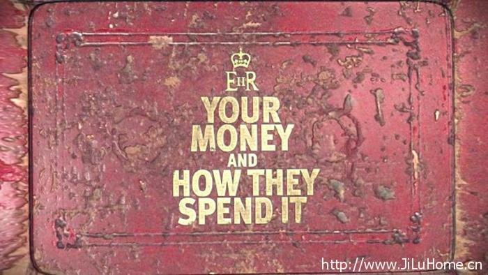《他们怎样花掉你的钱 Your Money and How They Spend It 》