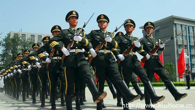 《中国仪仗兵》