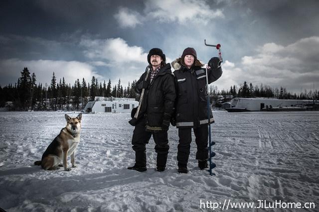 《冰湖浪人 Ice Lake Rebels》