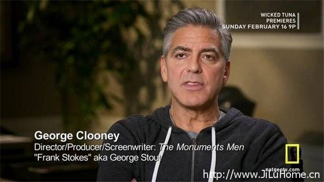 《追寻被希特勒偷窃的艺术品:大寻宝家 The Monuments Men》
