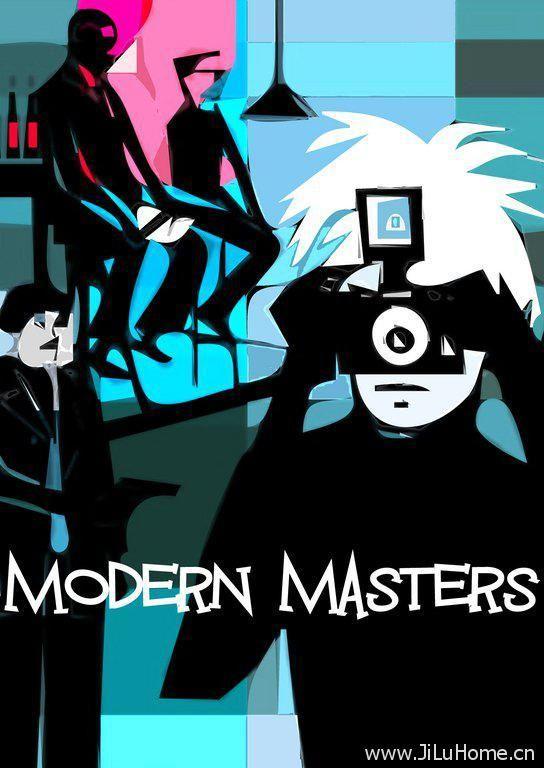 《现代艺术大师 Modern Masters》