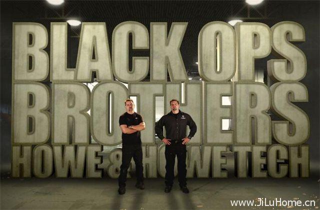 《机械科技兄弟档 Black OPS Brothers Howe&Howe Tech》