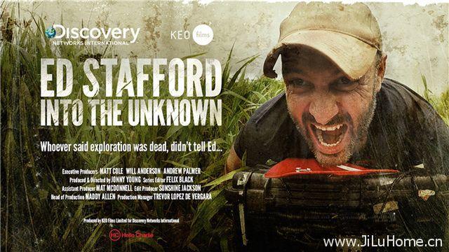 《单挑神秘地表 Ed Stafford: Into The Unknown》