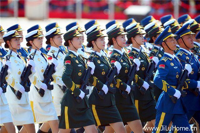 《胜利大阅兵 China's Victory Day Parade》