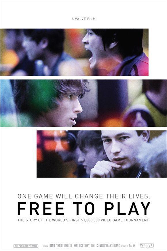 《Dota2:心竞技 Free To Play》