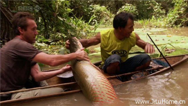 《与布鲁斯·帕里游亚马逊 Amazon With Bruce Parry》