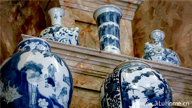 《中国瓷器瑰宝 Treasures Of Chinese Porcelain》