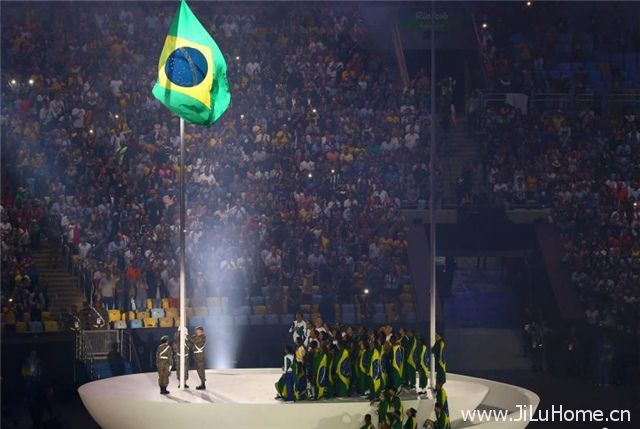 《里约奥运会开幕式 Opening Ceremony of Rio Game》