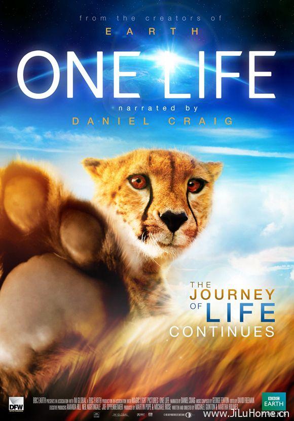 《地球生灵/原野中的一生 One Life》