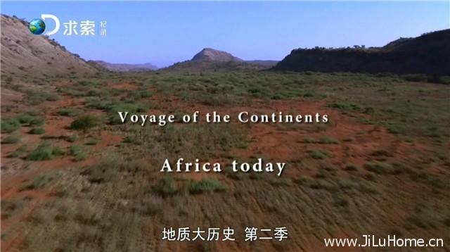 《地质大历史 Voyage Of The Continents》