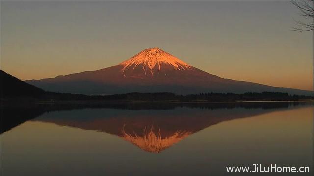 《富士山 Mount Fuji》