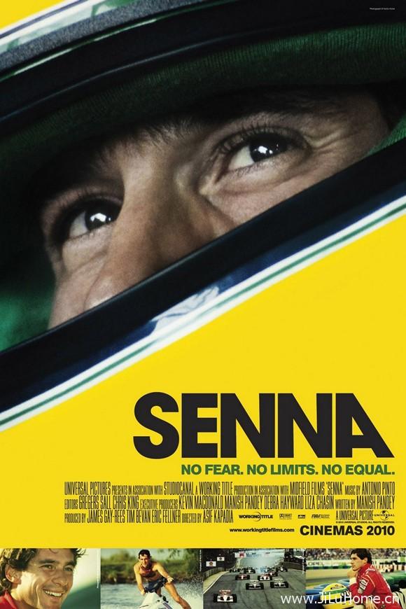 《永远的车神 Senna》