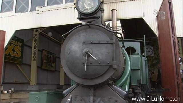 《世界蒸汽机车 Steam Locomotives Around The World》
