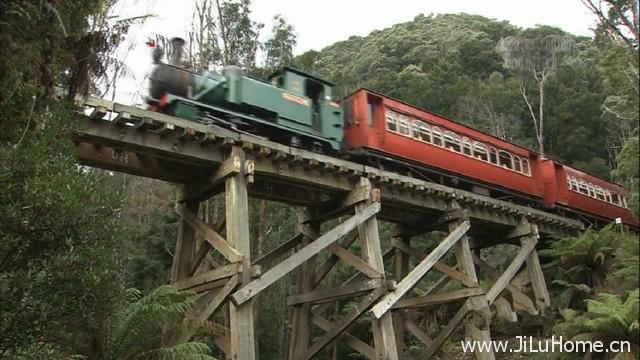 《世界蒸汽机车 Steam Locomotives Around The World》