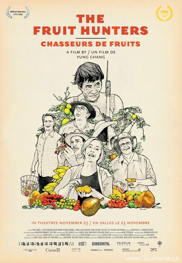《水果猎人 The Fruit Hunters》