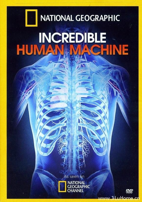 《神奇的人体机器 Incredible Human Machine》